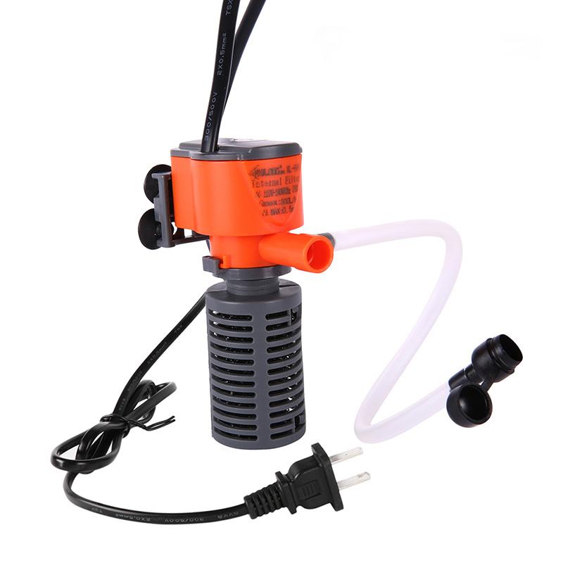 3W-5W-Fish-Tank-Aquarium-UV-Sterilizer-Submersible-Water-Filter-Oxygen-Pump thumbnail 13