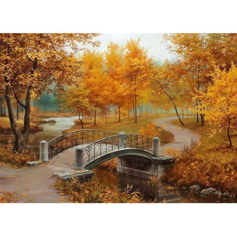 5D-Diamond-Embroidery-Painting-Landscape-Country-Scenery-Cottage-Home-Decor-DIY