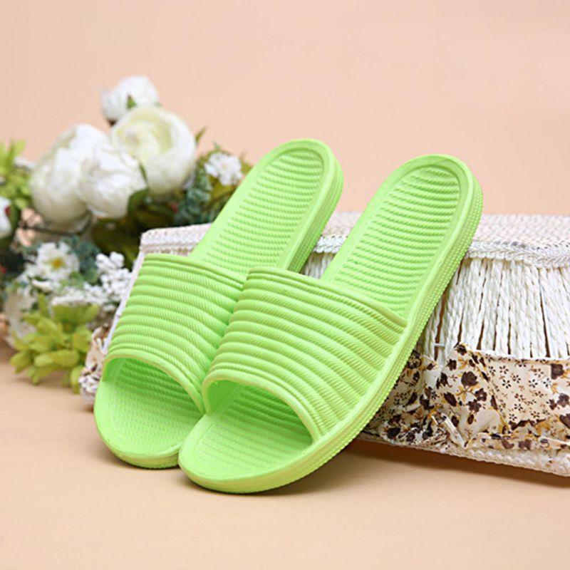 Women-Flip-Flop-Sport-Shower-House-Shoes-Plastic-Slip-Sandals-Slippers-Solid thumbnail 8