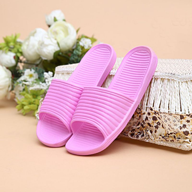 Women-Flip-Flop-Sport-Shower-House-Shoes-Plastic-Slip-Sandals-Slippers-Solid thumbnail 10