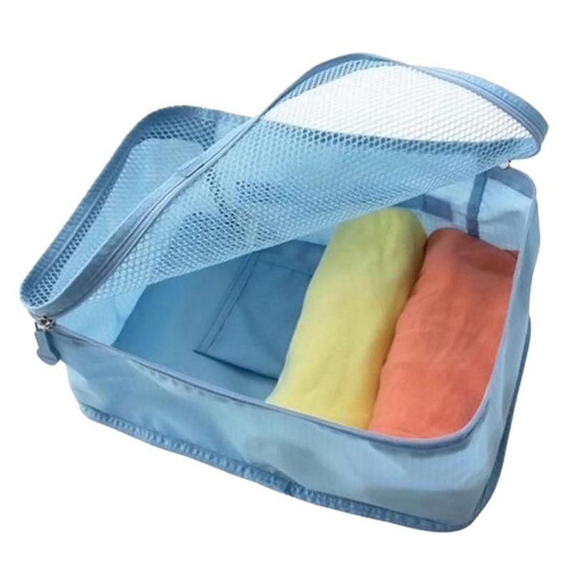 Vintage foldable travel storage bags waterproof nylon - Organizadores de ropa ...