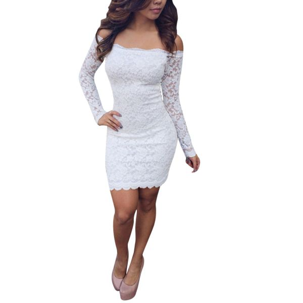 Elegant-Women-Lady-Lace-Mini-Dress-Evening-Cocktail-Clubwear-Slim-Party-Dresses