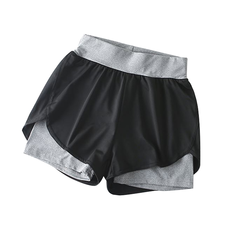 Women-Sports-Shorts-Cotton-Workout-Running-Gym-Yoga-Fitness-Short-Pants-Trousers