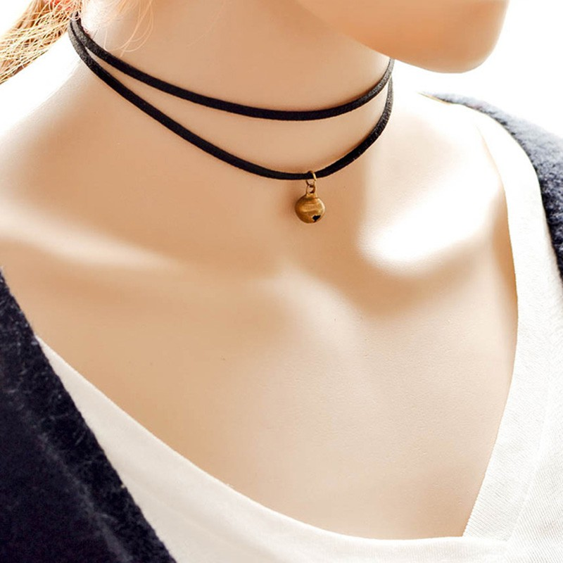 Sexy Fashion Stretch Tattoo Punk Choker Necklace Retro