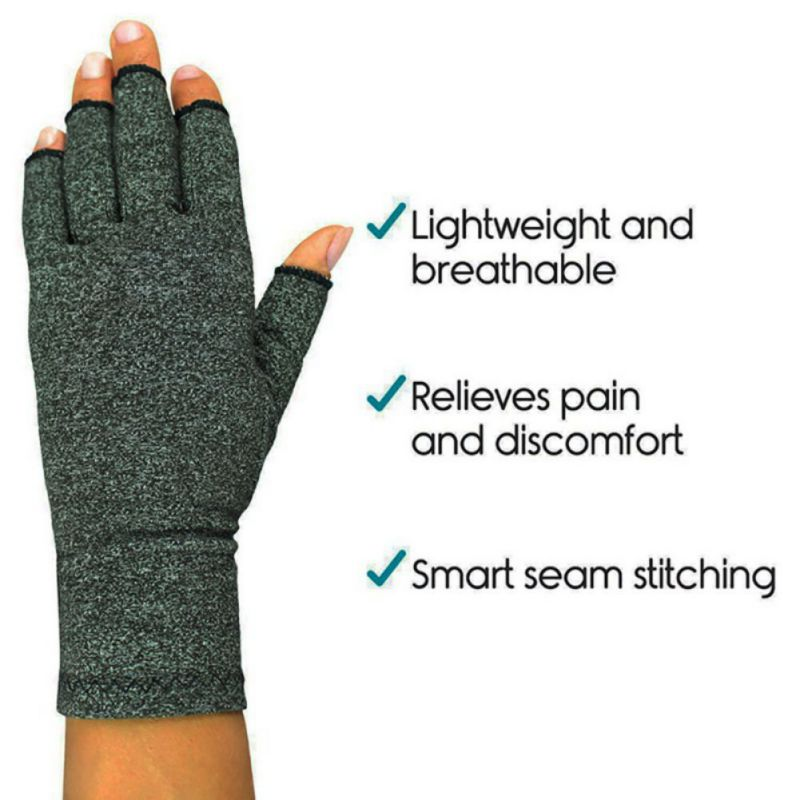 compression gloves for typing