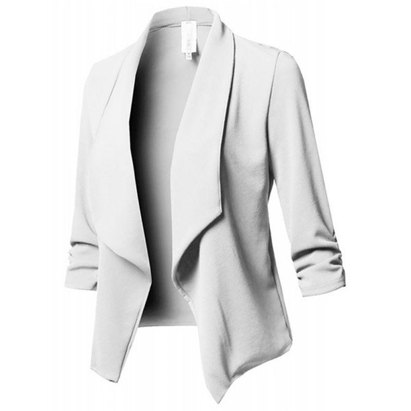 Womens-Casual-Blazer-Suit-OL-Business-Jacket-Coat-Lapel-Long-Sleeve-Slim-Outwear