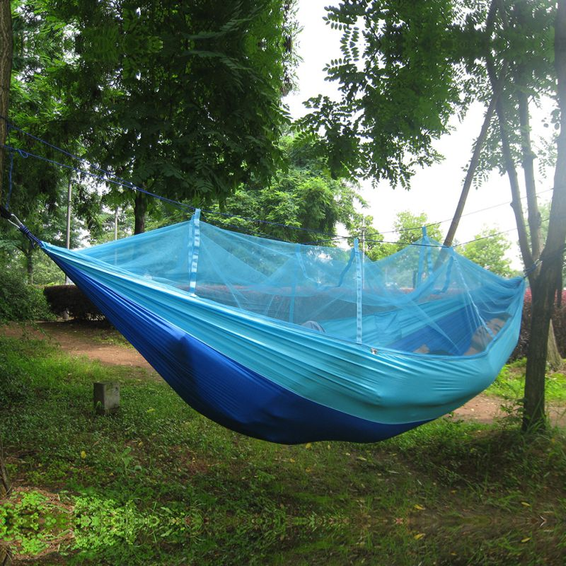 Double-Person-Travel-Outdoor-Camping-Tent-Hanging-Hammock- - Double Person Travel Outdoor Camping Tent Hanging Hammock Bed W