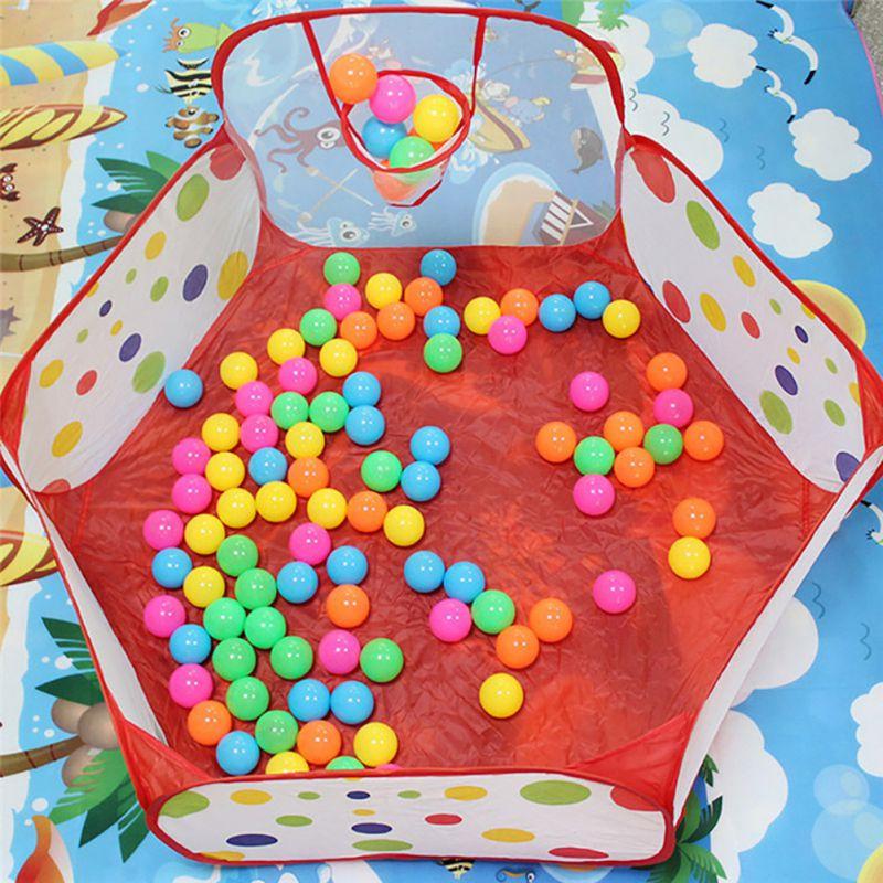 Port til interior ni os beb ni os juego juguete carpa for Bola juguete