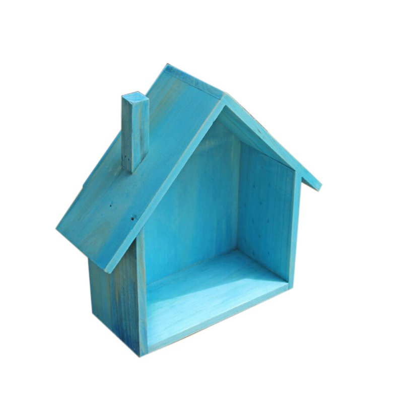 Darice   Natural Unfinished Wood Craft Display Memory Box