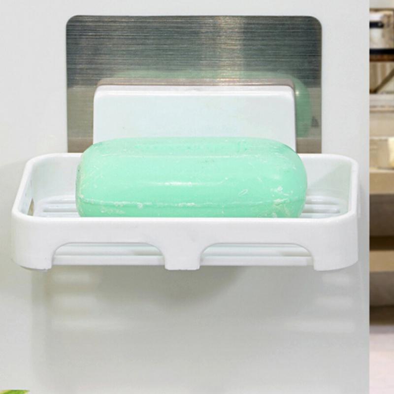 Suction Corner Shelf Shower Basket Cup Caddy Bathroom Storage Rack ...
