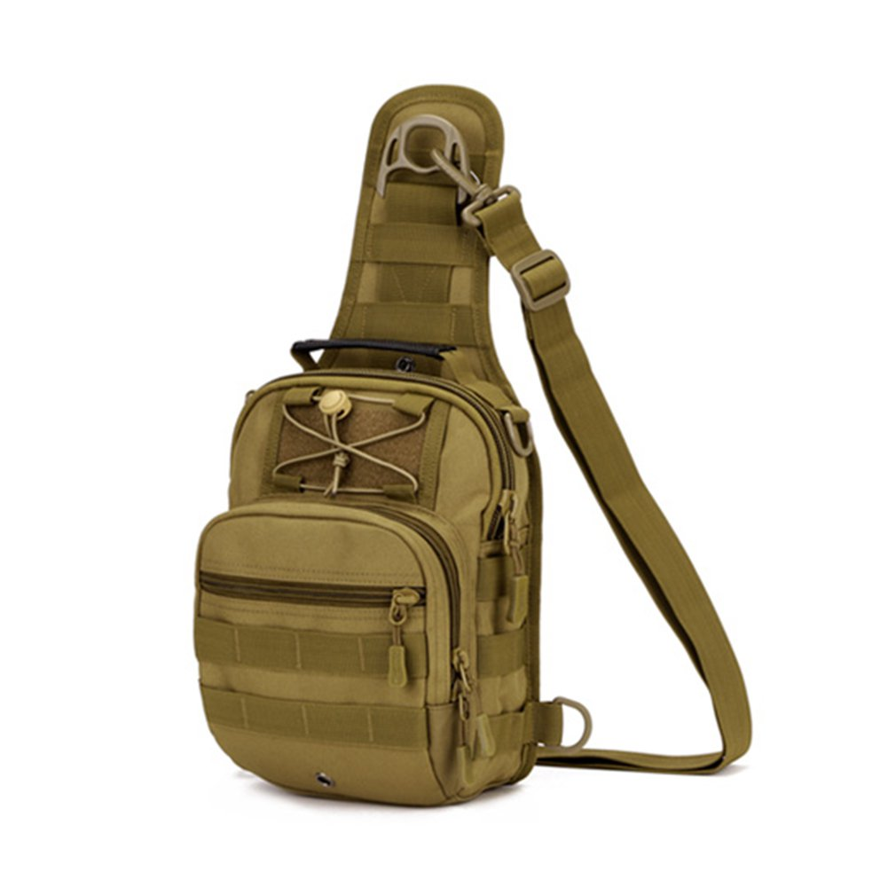 mens outdoor molle sling military shoulder tactical