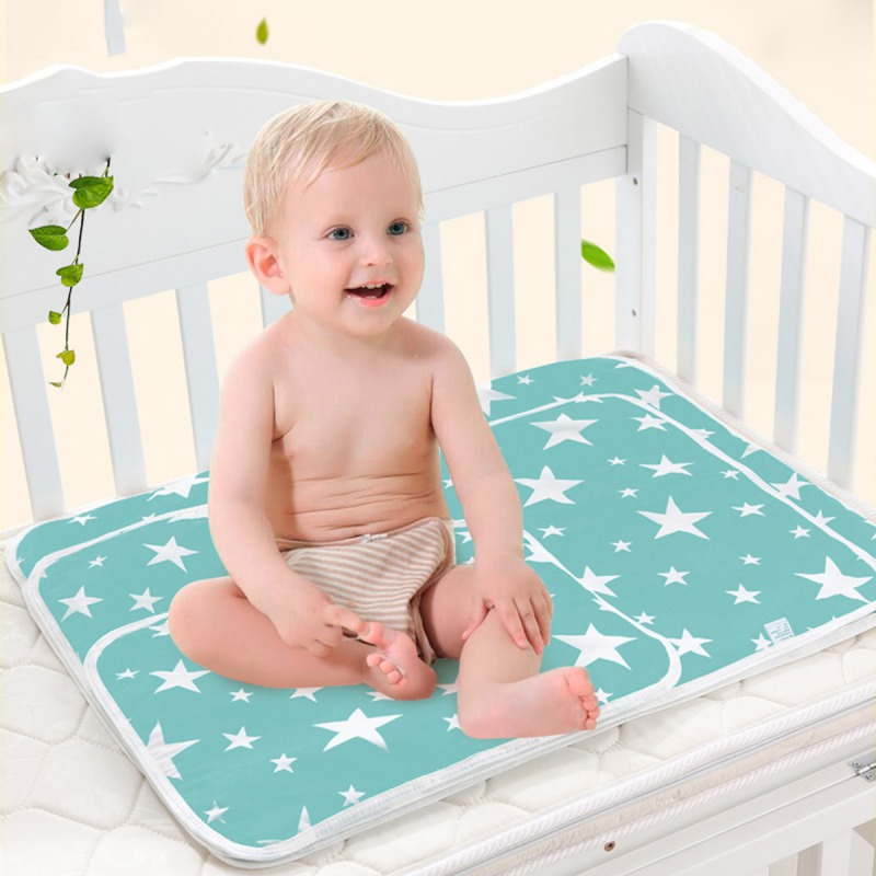 Inflatable Baby Water Mat Novelty Play for Kids Children Infants Tummy Time USA Baby Mat 35cmx45cm