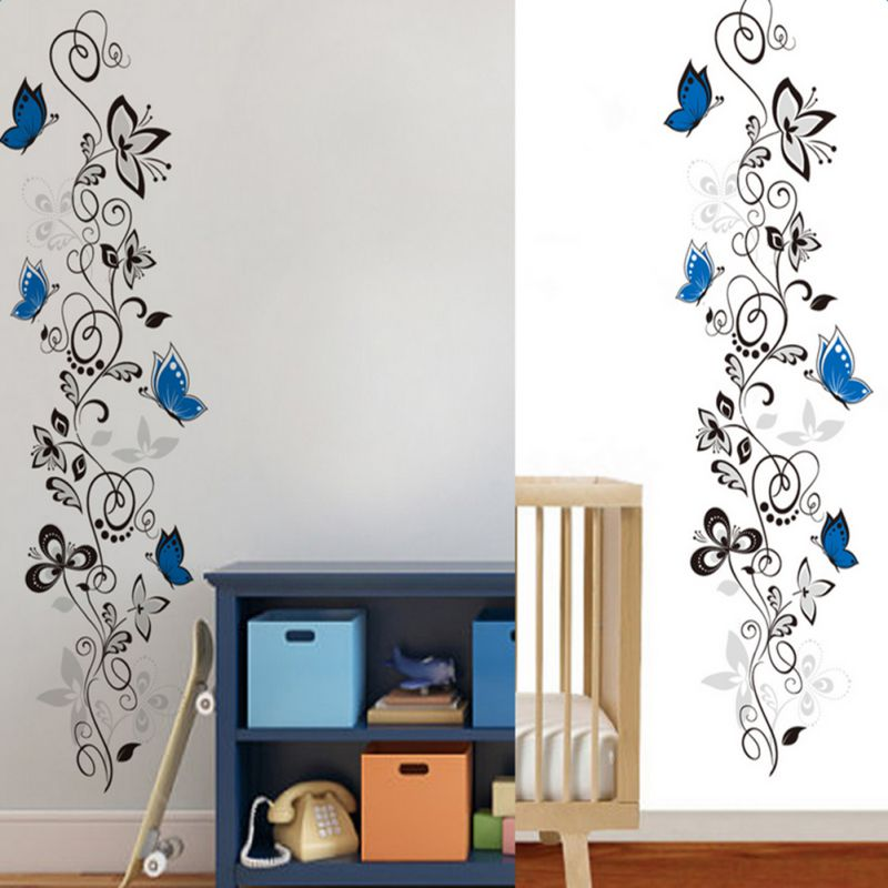 3d Diy Vinyl Various Views Wall Sticker Poster Mural