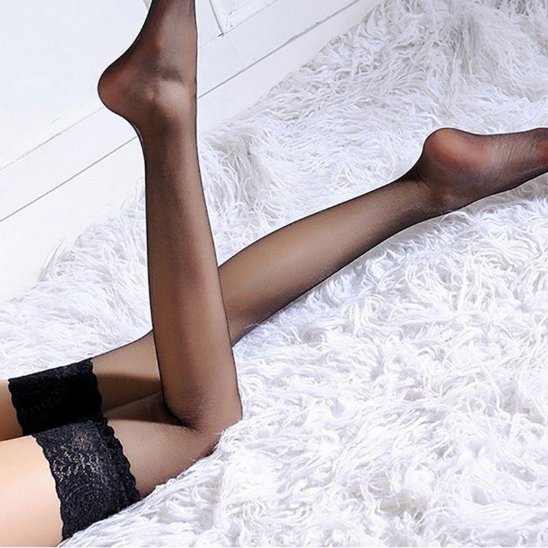 High Socks Pantyhose Knit 21