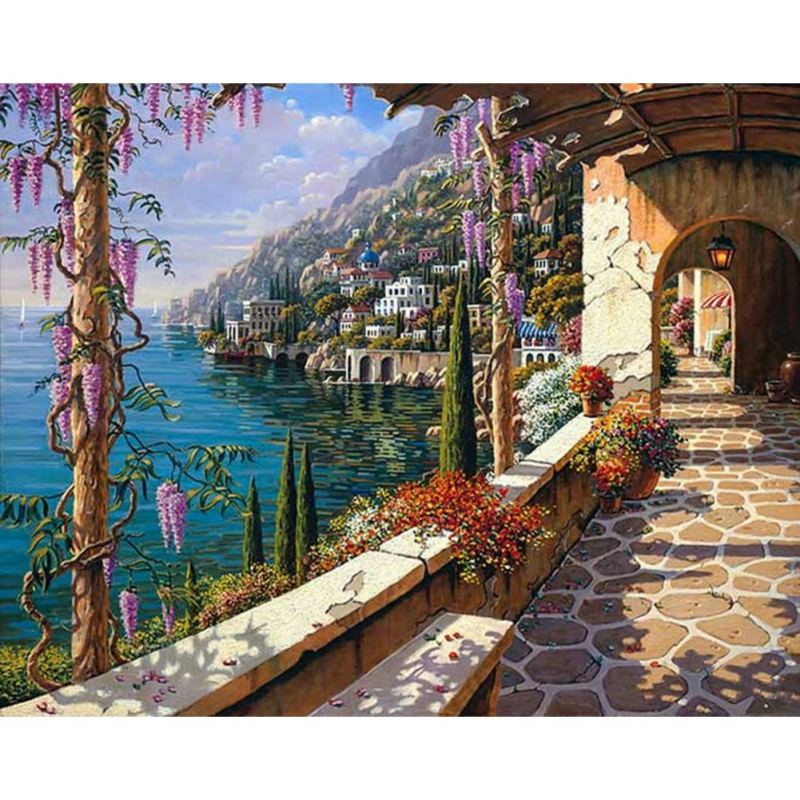 Full-Drill-5D-DIY-Diamond-Painting-Embroidery-Cross-Stitch-Decor-Crafts-Scenery