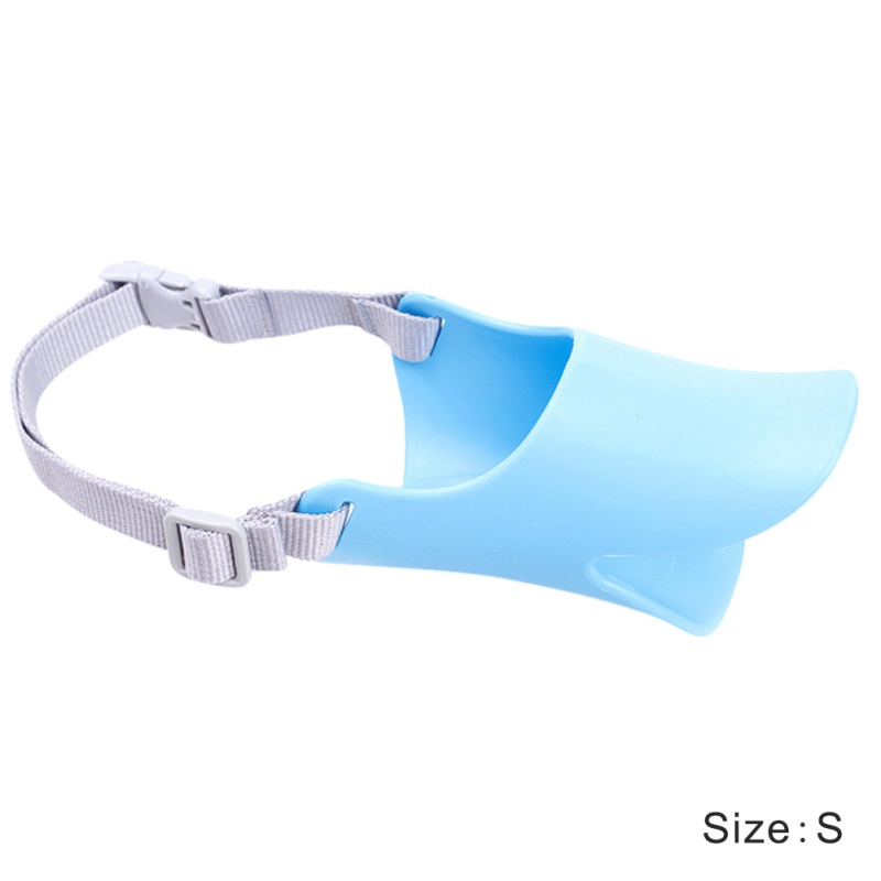 Pet-Dog-Anti-Bite-Duck-Mouth-Shape-Mouth-Cover-Puppy-Biteproof-Muzzle-Affordable