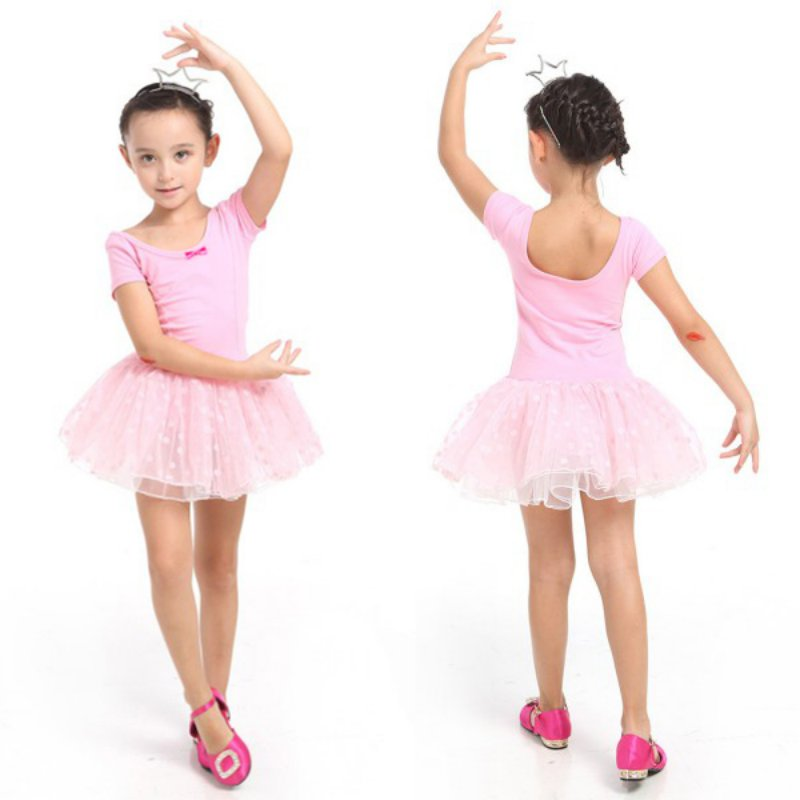 High-neck tank leotard with a ballet leg line. Adult sizes have full front liner for pink; darker colors have self-fabric shelf bra. Child sizes have full front liner.