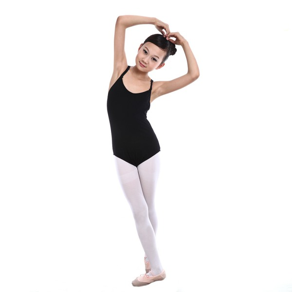 Cute Kids Sleeveless Leotard Girls Ballet Dancewear ...