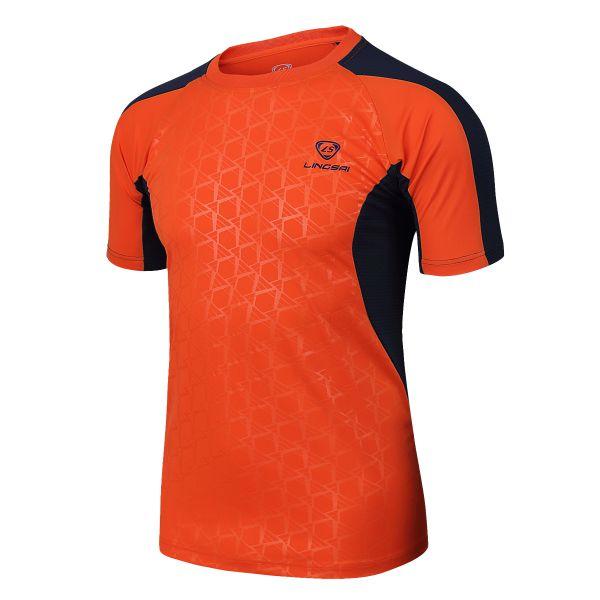 Men Dri Fit Workout Running T Shirt Short Sleeve Cycling