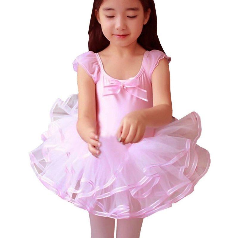Baby Girls Multilayer Ballet Tutu Dancewear Party