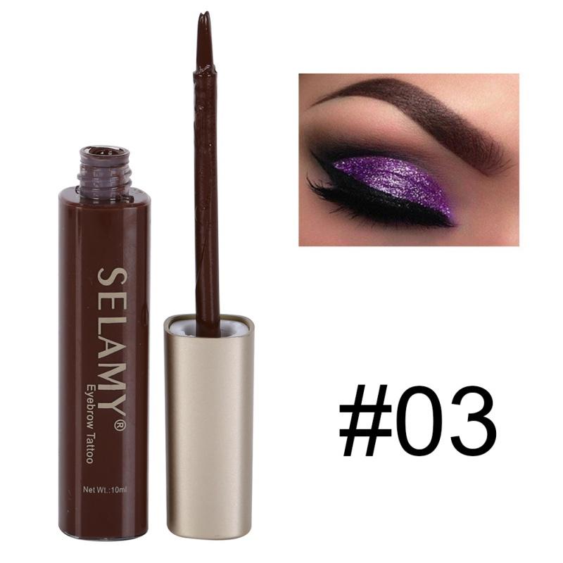 Eyebrow cream tattoo eye brow gel tint eyebrow long for Tattoo brow gel