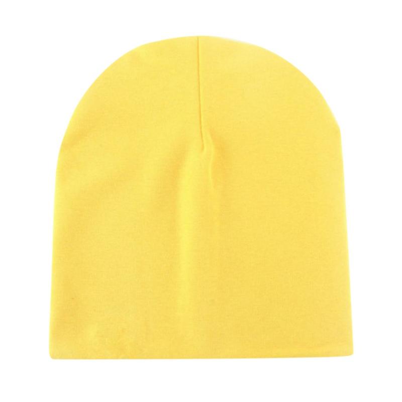 Multicolore-Bonnet-En-Coton-Chapeau-Pour-Bebe-Fille-Garcon-7Mois-3Ans-Infant-Hat
