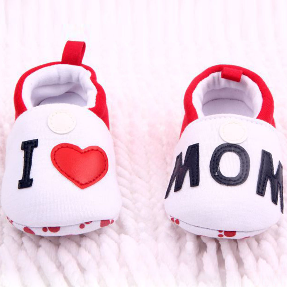 Toddler Newborn First Shoes Baby Boys Girls Crib