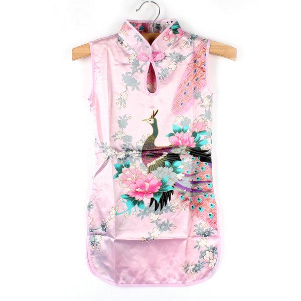 Filles-Tutu-sans-manches-filles-bebe-enfant-fleur-Party-Tulle-Robes-2-7Y