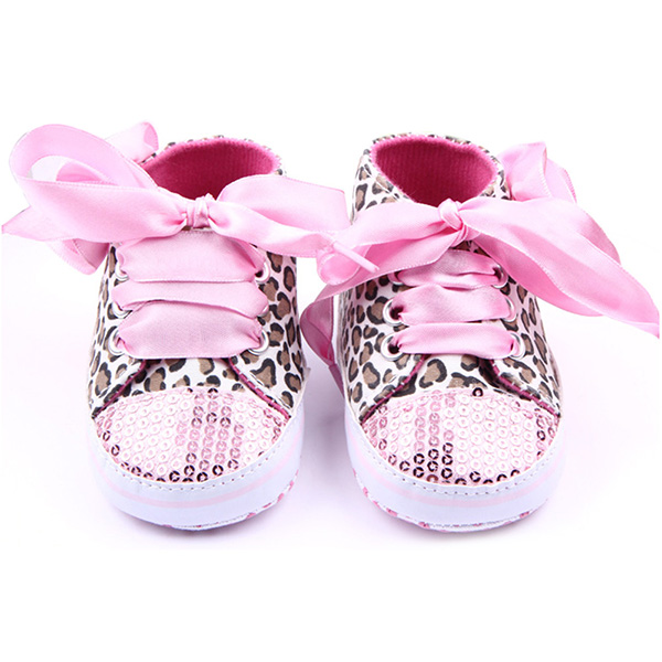 Infant-Kids-Baby-Sequin-Sneakers-Bling-Leopard-Toddler-Baby-Crib-Shoes-Prewalker