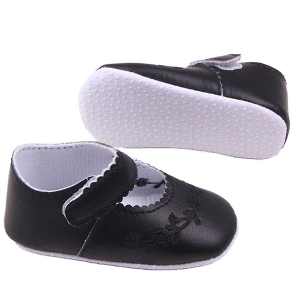 Toddler-Girl-Crib-Zapatos-De-Suela-Suave-Bebe-Bowknot-Prewalker-Sneakers