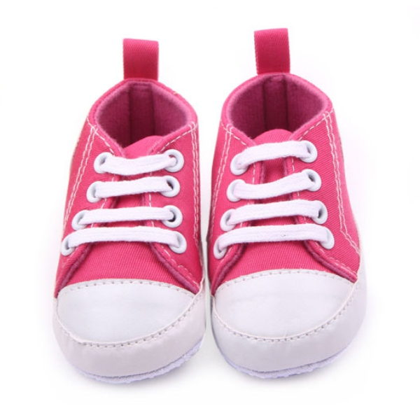 Toddler-Infant-Baby-Boy-Girl-Soft-Sole-Crib-Shoes-Sneaker-Newborn-0-to-12-Months thumbnail 14
