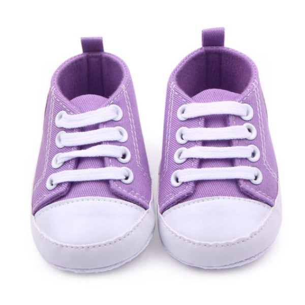 Toddler-Infant-Baby-Boy-Girl-Soft-Sole-Crib-Shoes-Sneaker-Newborn-0-to-12-Months thumbnail 22