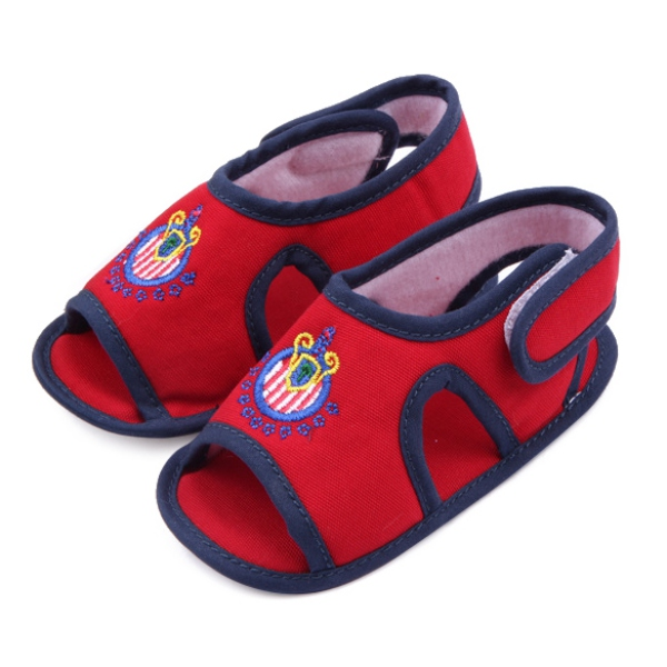 Chinese Style Toddlers Baby Sandals Shoes Boy Girl Soft