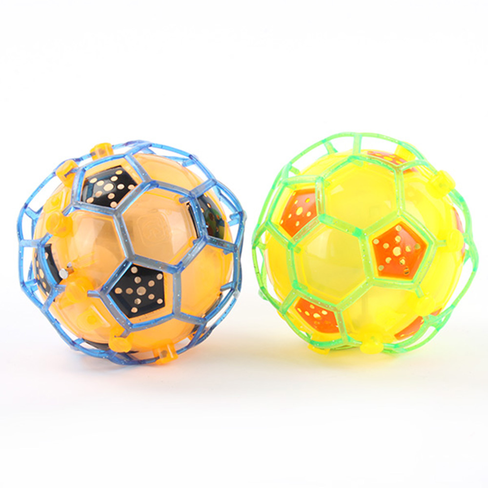 Bumble Ball Toy : Flashing bouncing ball sensory fidget toys party favor