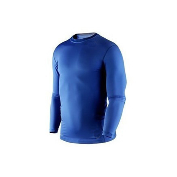 Mens Sports T Shirt Under Compression Base Layer Fitness