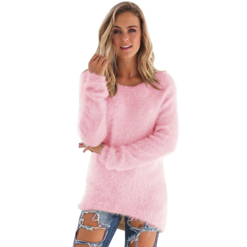 Womens-Loose-Knitted-Sweater-Winter-Warm-Pullover-Knitwear-Plus-Size-Blouses