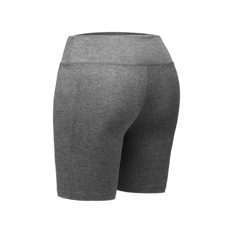 Women-Compression-Running-Sport-Shorts-Tights-Stretch-Quick-Dry-Fitness-Yoga-AU