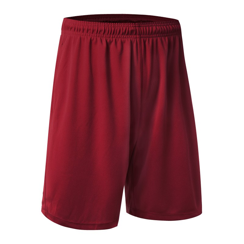 Short Red Pants