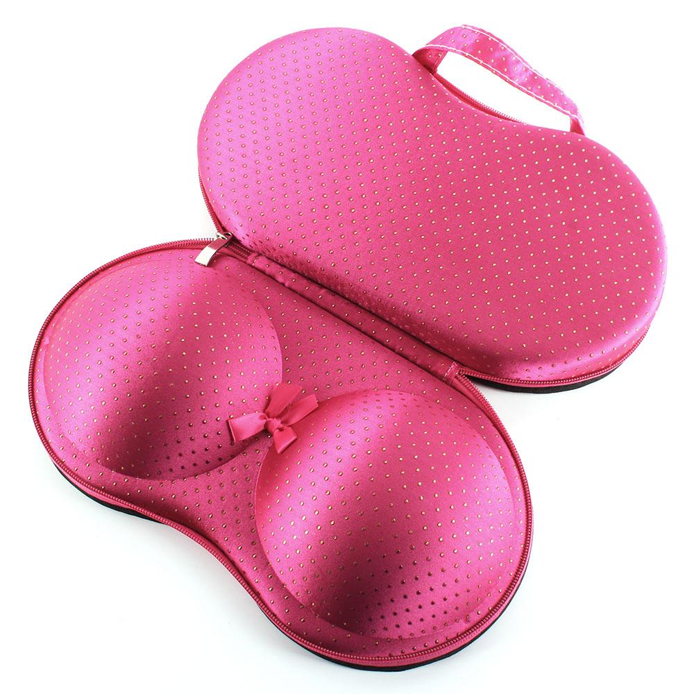 Bra Organizer Container Underwear Case Travel Portable