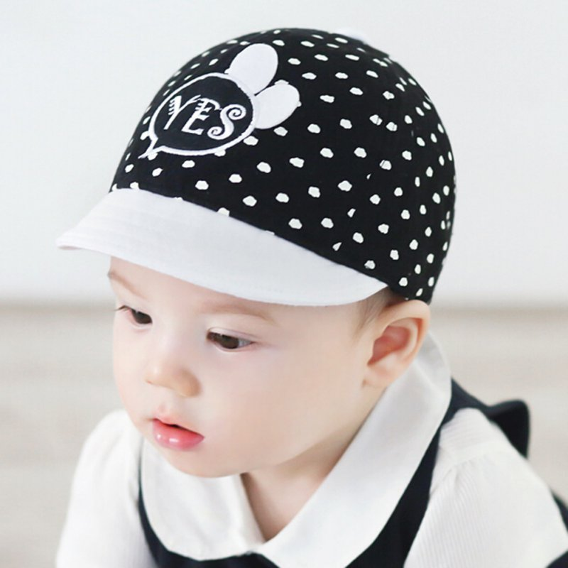 baby boys cotton hat peaked hats baseball snapback