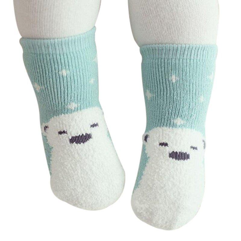 cute baby socks boy girl cartoon cotton socks newborn