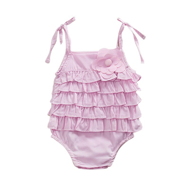 Newborn-Baby-Girl-Summer-Romper-Ruffled-Jumpsuit-Bodysuit-Party-Outfits-0-24M