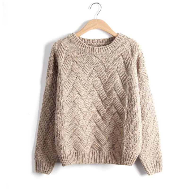 Women-039-s-Loose-Knitted-Jumper-Sweater-Casual-Long-Sleeve-Tops-Pullover-Cardigan