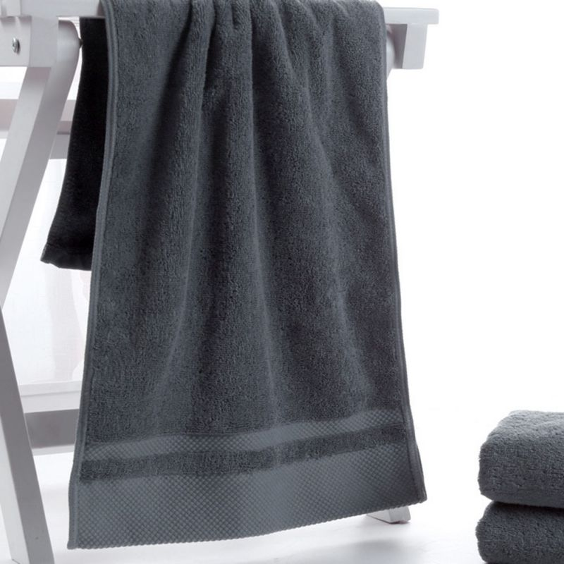 soft cotton absorbent luxury towels spa bathing