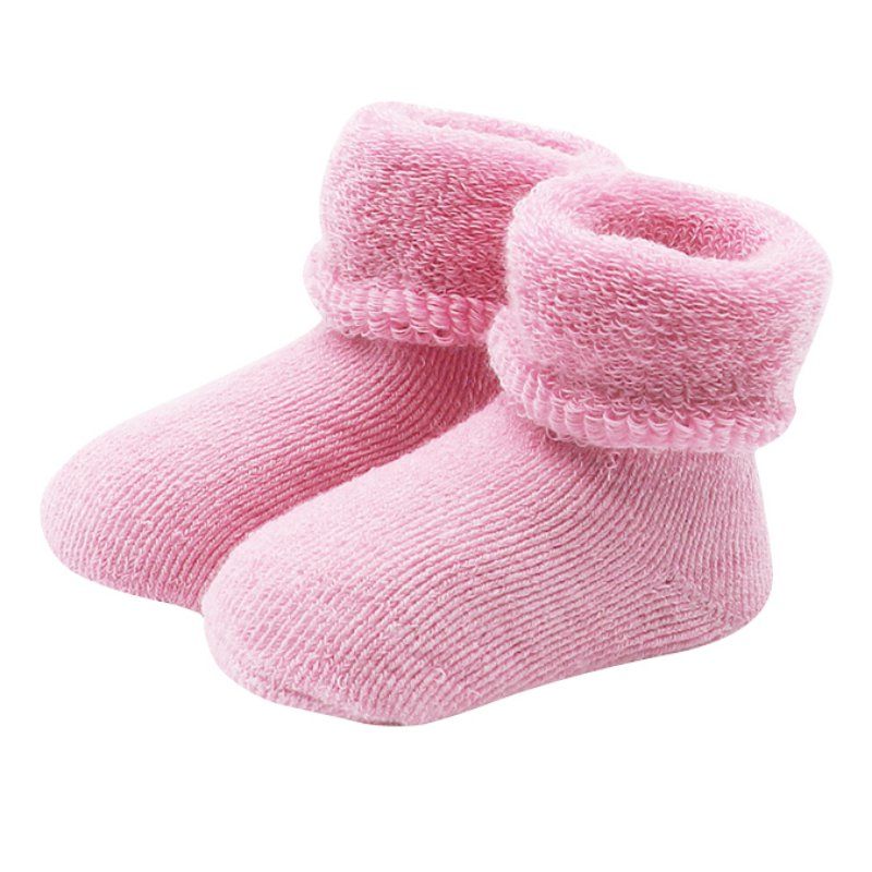 Newborn Baby Girl Boys Winter Warm Boots Toddler Infant Soft Sock