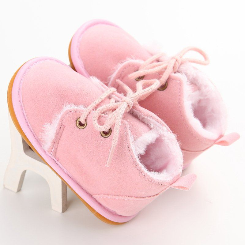 Baby Boy Girl Winter Boots Toddler Kid Booties