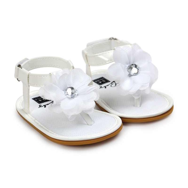 Baby Girls Summer Sandal Cute Shoes Soft Sole Toddler