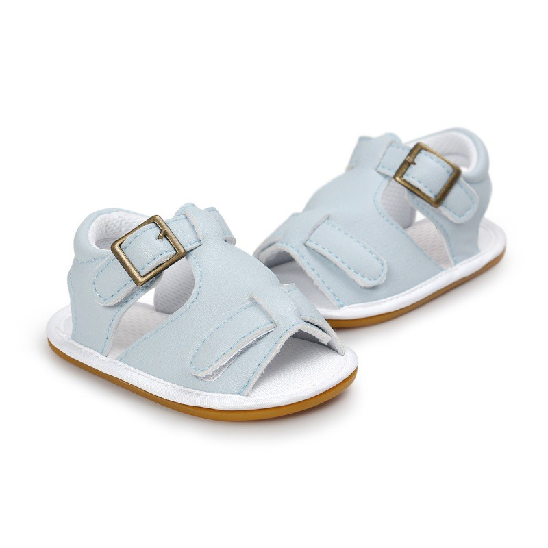 Summer Baby Girl Boy Sandals Soft Sole Crib Shoes Infant
