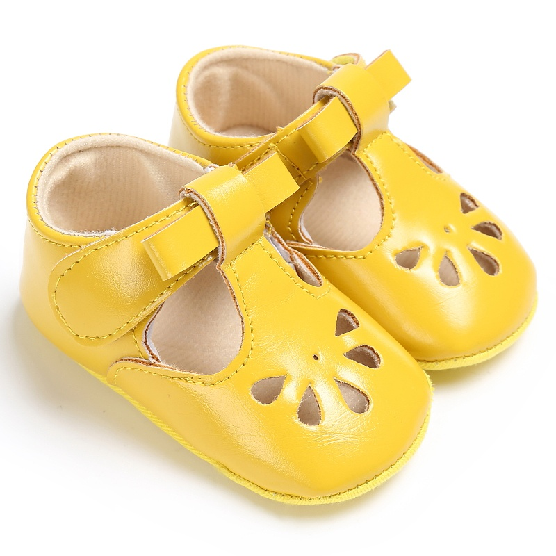 Toddler Baby Kids Girls Boys Soft Sole Crib Shoes Summer