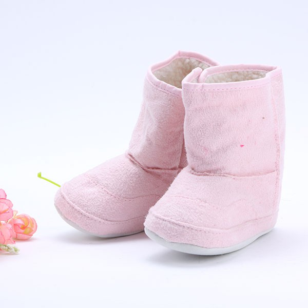 Newborn Baby Snow Boots Infant Toddler Boy Girl Crib Shoes